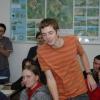Geocup 2007 - Ondřej Veselý přebírá ocenění