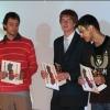 Gisáček 2008 - ocenění Filip Jung a Miroslav Válek