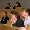 Gisáček 2009 - posluchači z řd KGI UP