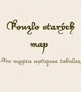 Kouzlo starých map