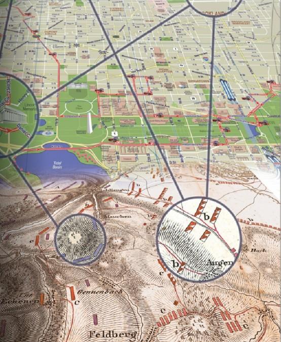 Digitální kartografie