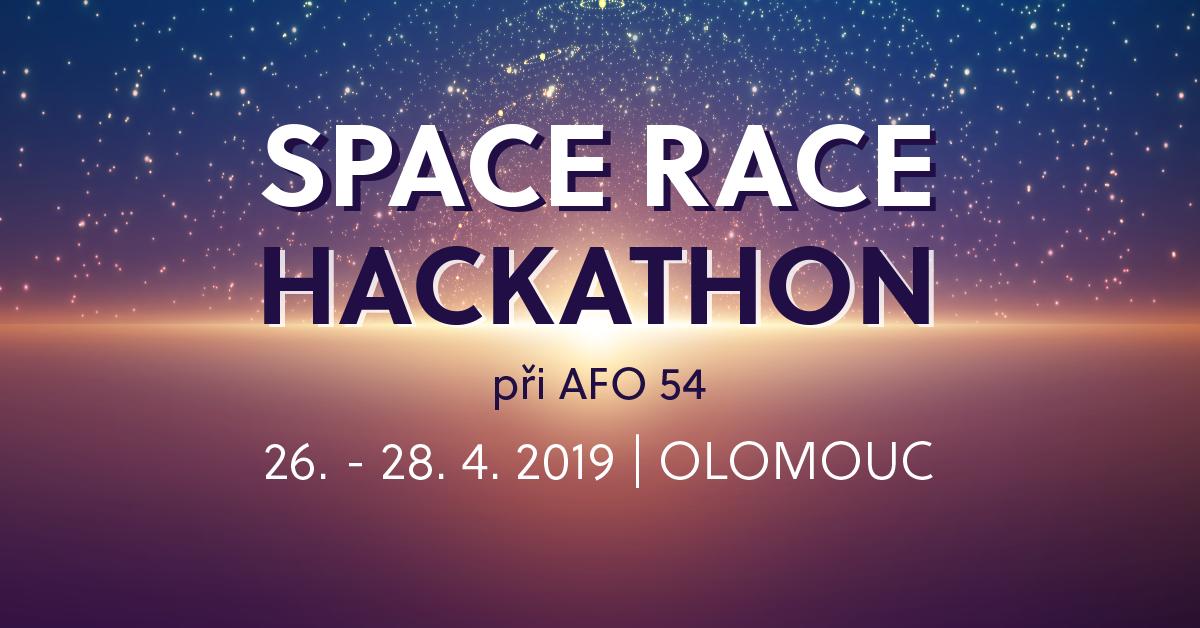 Space Race Hackathon v Olomouci