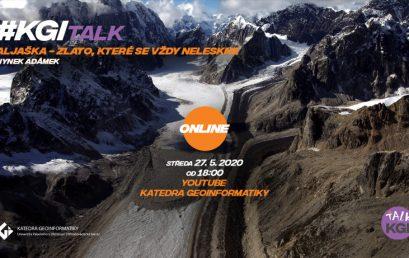 KGItalk #9: Aljaška – zlato, které se vždy neleskne